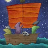 Eight at Sea thumbnail