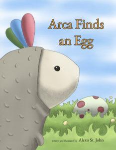 Arca Finds an Egg
